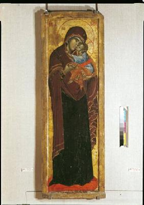 Icon known as the 'Virgin of Tsar Dushan' c.1350