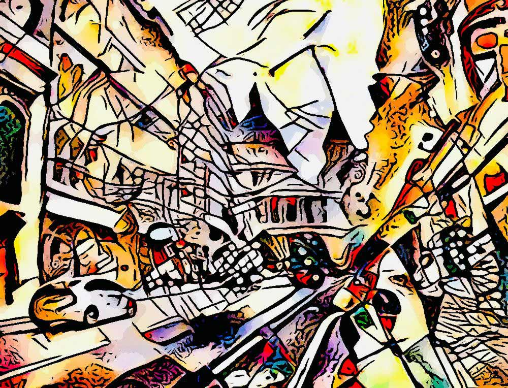 Kandinsky trifft London 8