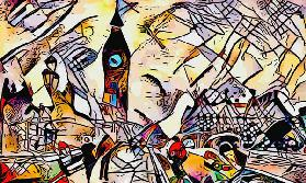 Kandinsky trifft London 2