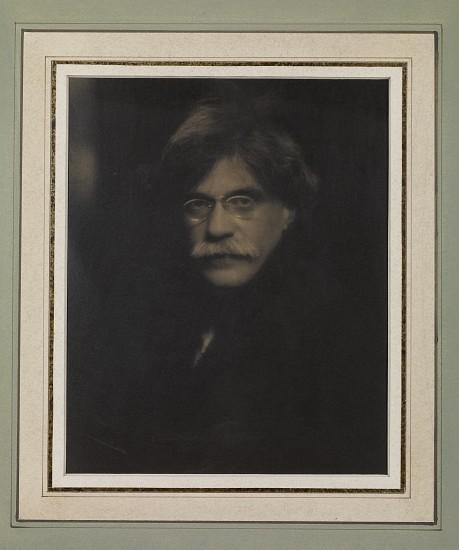 Alfred Stieglitz - Self portrait